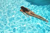 Charisma Carpenter - Topless by the Pool Twitter Pictures May 21, 2013
