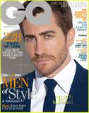 Jake Gyllenhaal Covers 'GQ Australia' August September 2011 with Ryan Reynolds and Jon Hamm
