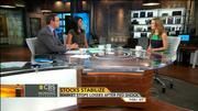 Lauren Lyster -newsperson- CBS This Morning - Jun 22 2013 HDcaps