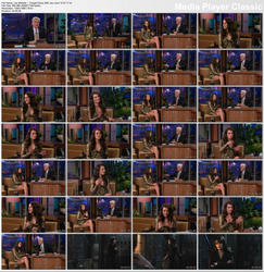 Lea Michele ~ The Tonight Show with Jay Leno 12/07/11 (HDTV 1080i)