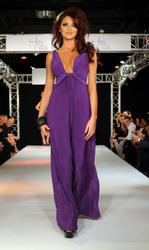Эми Чайлдс, фото 239. Amy Childs Spring/Summer 2012 Collection Launch in London, Mar 19, foto 239
