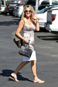 Heather Locklear leaving the Chanel store in Calabasas 10/13/10