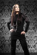Тарья Турунен, фото 7. Tarja Turunen - Paul Harries Photoshoot 2010, photo 7