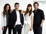 "Jessica Biel, Kate Beckinsale - EW Photoshoot at San Diego Comic-Con 2012 for ""Total Recall"" (x3)"