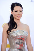 Lucy Liu - 64th Primetime Emmy Awards in Los Angeles 09/23/12