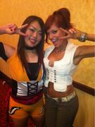 Christy Hemme Twitter Picture ~ Ripped Body