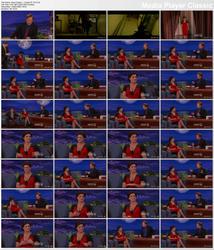 Gina Carano ~ Conan 1/19/12 (HDTV 1080i)