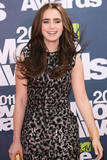 Лили Коллинз, фото 543. Lily Collins MTV Movie Awards at Universal Studios' Gibson Amphitheatre on June 5, 2011 in Universal City, California, foto 543